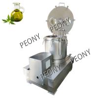 China 30 Lbs To 200 Lbs Stainless Steel Top Diacharge Cryo Ethonal Extraction Solution Centrifuge on sale