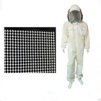 Quality 240gsm PVC Foam Mesh Underlay  As Beekeeper Protective Clothing Liner non-slip mat roll wholesale