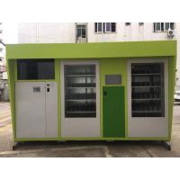 China Multi-function Smart Recycling Vending Machines  ,Recycled plastic bottle, Alu can, Supply Various Items on sale