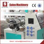 63-60mm diameter professional U-PVC pipe making machinery pvc pipe extruder