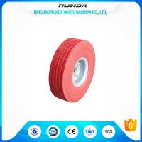 Quality Tubeless Trolley Foam Filled Wheelbarrow Tires 6204 Bearing 16mm Inner Hole wholesale