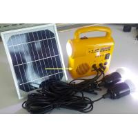 Buy cheap Bluetooth Multi Function Solar Powered Lights For Camping , Outdoor Solar Lights from wholesalers