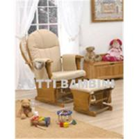 China GC45 Recliner Glider Chair and Stool on sale