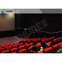Quality High Definition High End Home Cinema With Safety System For Holding 50 People wholesale