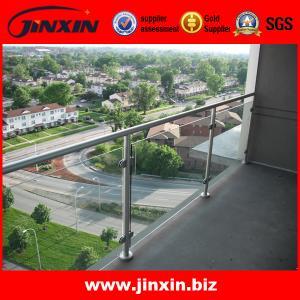 Quality JINXIN stainless steel balcony railing designs wholesale