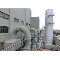 Steel Wet Gas Scrubber 95% Dust Collection Efficiency And Desulphurization