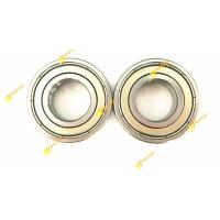 China 0.067Kg Dial Gauge Radial Load earing , Single Row Metal Ball Bearings 6004 on sale