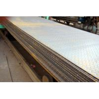 Quality SS400, Q235B, S235JR Hot Rolled Steel Coils / Checkered Steel Plate, 2000mm -12000mm Long wholesale