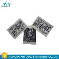 Buy cheap Durable Eco - Friendly Clothing Tabel Tags With OEM Design Acceptable from wholesalers