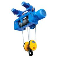 Quality 50HZ 20 Ton Wire Rope Hoist , Lifting Equipment Remote Control wholesale
