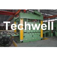 Quality 3 - 12mm * 2200mm Steel Coil Cut To Length Machine Line With Automatic Control System wholesale