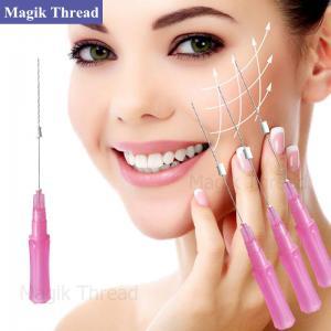 Quality Magik thread Plastic surgery filler 3d 4d cog pdo thread lift korea wholesale