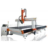 China ATC Mdf Cutting Cnc Machine , 4 Axis Cnc Router Engraver Machine For Table / Chair Legs on sale