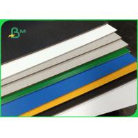 Quality Green Blue Brown Moisture Proof Laminated Grey Board For Nightstand In Sheet wholesale