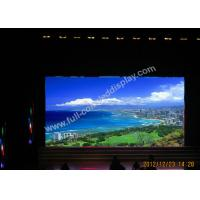 China OEM / ODM Accepted Indoor Rental LED Display P10 Efficient Heat Dissipation on sale
