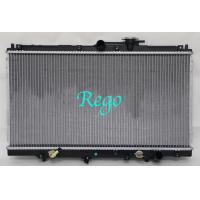China 1 Row Plastic Tank Aluminum Core Car Radiator Replacement Fit For 94-97 Honda ACCORD on sale