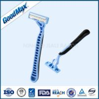 Quality Goodmax Triple Blade Razor For Male Female Body Face Underarm With ISO Certificate wholesale