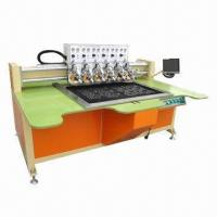 China Ultrasound hot fix machine, 120 to 300 pieces/minute speed, suitable for fix beads on shoes/garments on sale
