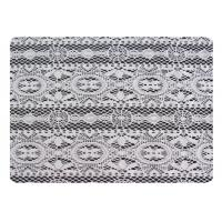 Quality White Polyester Lace Fabric wholesale
