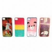 Quality High-quality Mobile Phone Covers, Easy Change 3D Card, Wonderful 3D Depth Designs, Ideal for Gifts wholesale