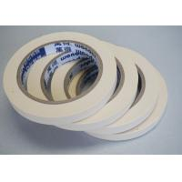 Quality Transparent Crepe Paper Masking Tapes Bundling Rubber Single Side wholesale