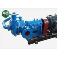Quality High Pressure Electric Industrial Dewatering Pump For High Density Slurry Horizontal wholesale