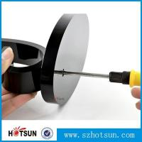 Cheap Customized Black Acrylic Earphone / Headset / Headphone Display Stand for Sale for sale