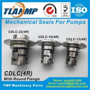 China CDLC-12(4R) CDLC-16(4R) CDLC-22(4R) CNP Grundfos Cartridge Mechanical Seals With Round Flange for CDL/CDLF Pumps on sale