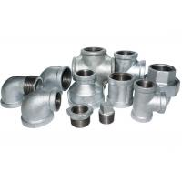 Quality Malleable Cast Iron Pipe Fitting Malleable Fittings Tee Malleable Iron Cross wholesale