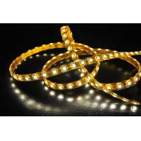 Quality DC 24V SMD3528 Low Voltage LED Strip Lights , Single Color Flexible LED light strips wholesale