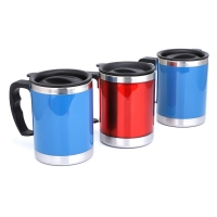 Quality Plastic 400ml 13 Oz Stainless Steel Insulated Mug wholesale