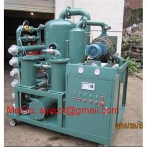 Quality Power Transformer Oil Purifier Machine,Vacuum Transformer Oil Treatment Plant wholesale