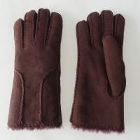 Quality Wholesale factory price Shearling Sheepskin Gloves women ladies sheepskin gloves wholesale