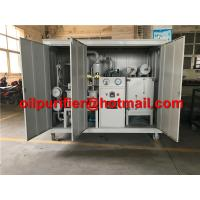 Quality Hot ! Transformer Oil Filtration Plant, MIneral Dielectric Insulator Oil Purification Machine with weather-proof canopy wholesale