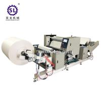 China PLC Control Automatic Embossing Machine for Aluminum Foil and Paper on sale