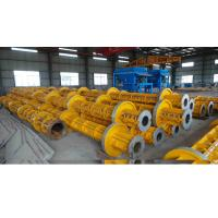 Quality Electric Prestressed Concrete Poles Welding technology Running Wheel wholesale