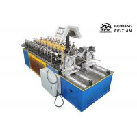 Quality C U Channel Double Line Metal Stud And Track Roll Forming Machine For Industrial wholesale