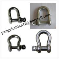 Quality D-Shackle shackle& Bow Shackle,Safety Anchor Shackle wholesale