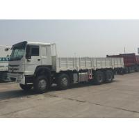 Quality SINOTRUK Heavy Duty Lorry Cargo Truck 9280 * 2300 * 800mm Commercial Truck And Van wholesale