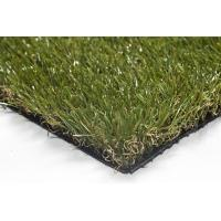 Quality Lime Green Soft Residential Artificial Grass DOW Coating Fake Turf 3/8 inch Gauge wholesale