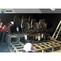 Cheap Motion Cinema 5D Simulation System Customized Size 7100 X 3100 X 3000 Mm 9 Seats for sale