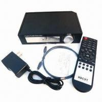 Quality DTS/AC-3 Digital Audio Decoder, Output 6 x RCA (Volume Control), with 5.1 Analog Audio Output wholesale