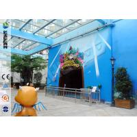 Quality Amusement Theme Park Amazing 7D Movie Theater For Children wholesale