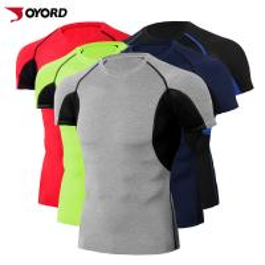 Buy cheap Quick Dry Custom Rash Guard , Surf Rash Guard Plus Size Compression T Shirt from wholesalers