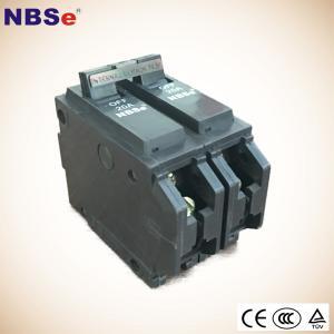 Quality NBSe TQL 2P 60A Plug Fuse Circuit Breaker 10kA 50/60Hz For Household / Automotive wholesale