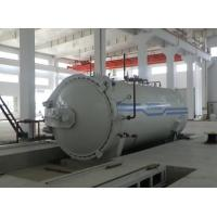 Cheap Composite Materials Pressure Vessel Autoclave Temperature With Plc Control for sale