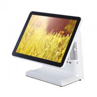 Quality Windows XP Touch Screen Pos Terminal , 220 VFD Pos Touch Screen Computer wholesale