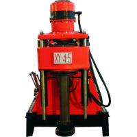 Quality XY-4-5 Hydraulic Engineering Drilling Rig / Water Well Drilling Machine wholesale