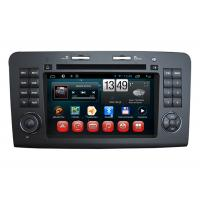 Quality Android DVD Player GPS BENZ ML GL Car Multimedia Navigation System BT IPOD TV Radio wholesale