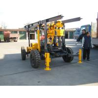 Cheap Portable Geological Drilling Rig Compact High Rigidity Mechanical Transmission for sale